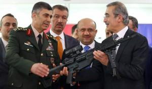 <b>Турецкая армия меняет винтовку</b>