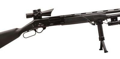 Adler Arms: семейство магазинных ружей Adler A-110 cо скобой Генри.