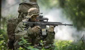 <b>RS556 - новое детище Rheinmetall и Steyr Mannlicher</b>