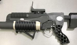 <b>RAMBO: гранатомет из 3D-принтера</b>