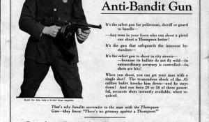 <b>«Томми-ганы» помогут перевооружить американских полицейских</b>