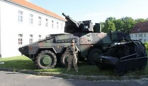<b>Немцы разработали «Пехотную систему»</b>