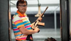 <b>7 пистолетов и 10 винтовок дома — это нормально</b>