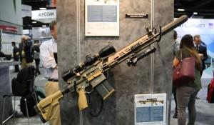 <b>M110A1: немецкая работа над американскими ошибками</b>