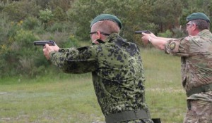 <b>Датская армия поменяет пистолеты впервые за 70 лет</b>