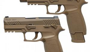 <b>Американские морпехи вооружатся новыми пистолетами</b>