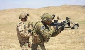 <b>Американская армия опробует пистолеты-пулемёты</b>