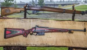 <b>Канадские рейнджеры меняют свои «антикварные» винтовки</b>